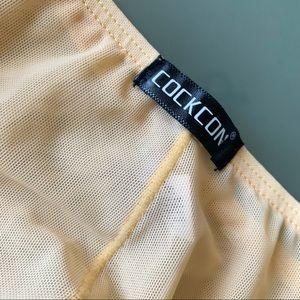 Cockon Underwear & Socks - Men's Cockon Sheer Brief